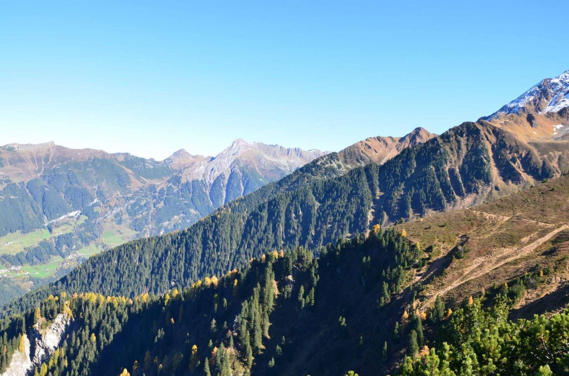 Bergwelt um Mayrhofen