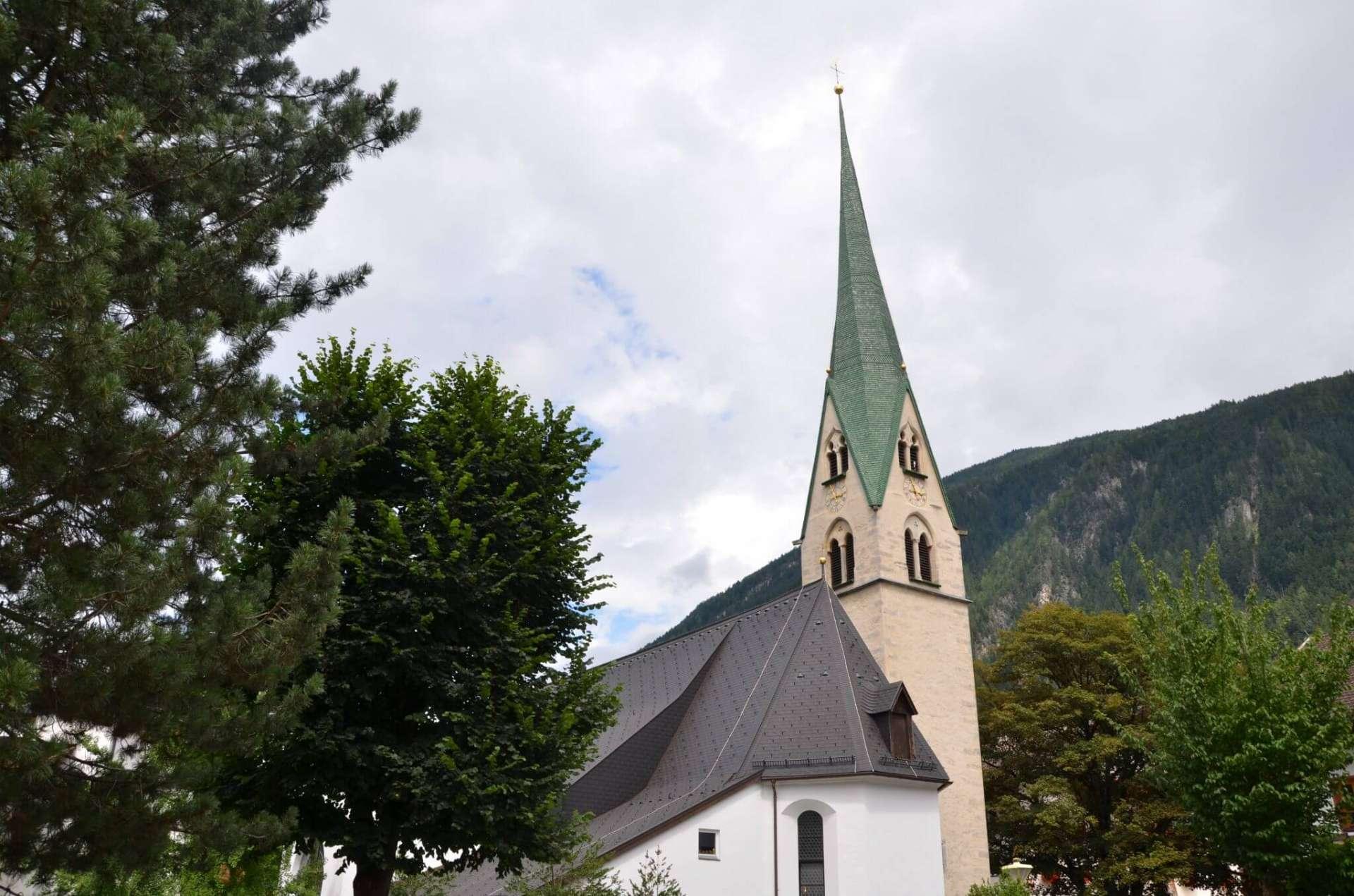 Pfarrkirche Mayrhofen