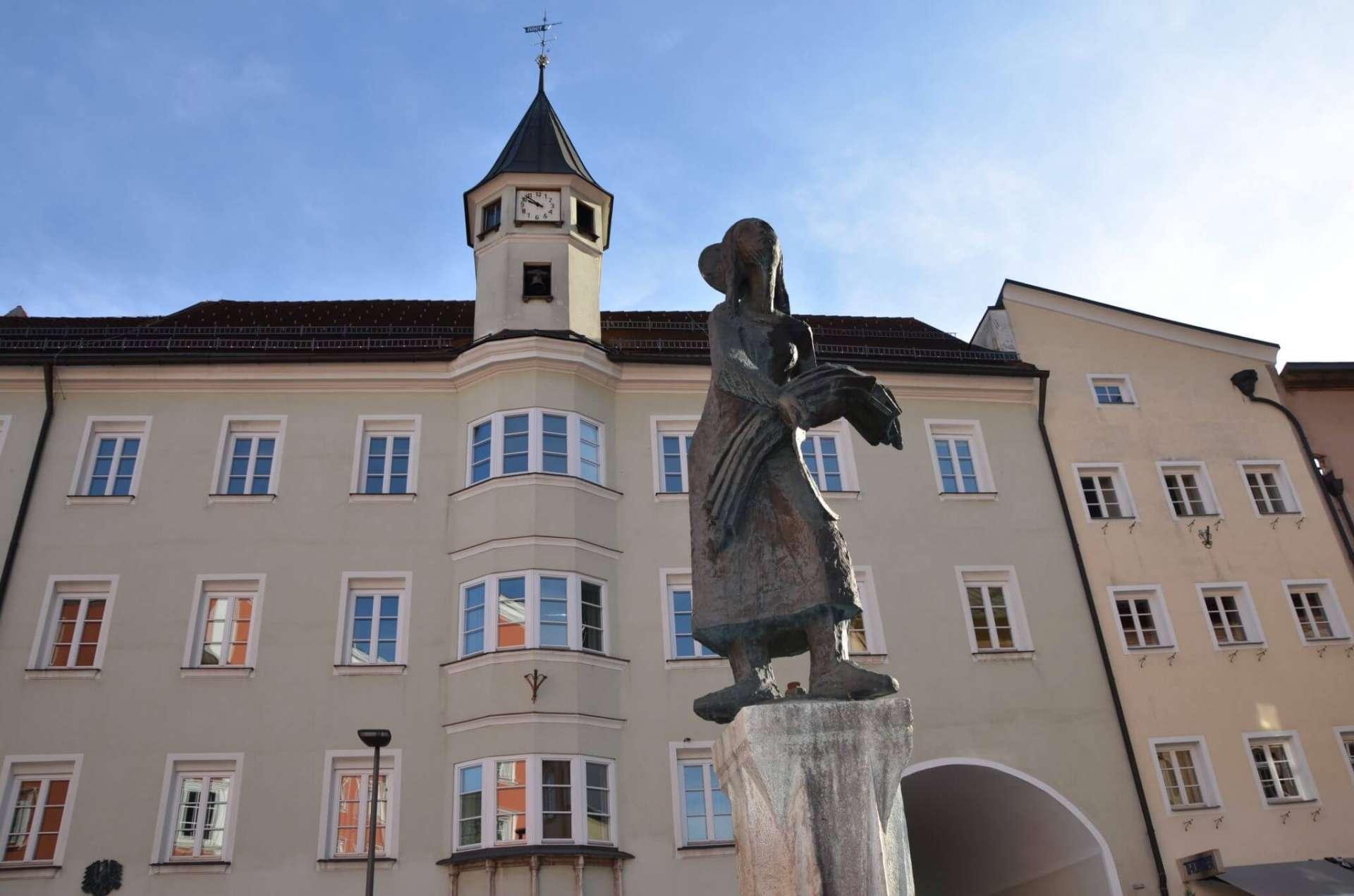 Heilige Notburga von Rattenberg