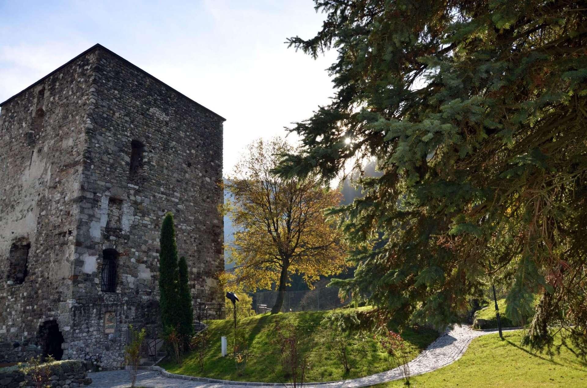 Ruine von Rattenberg am Schlossberg
